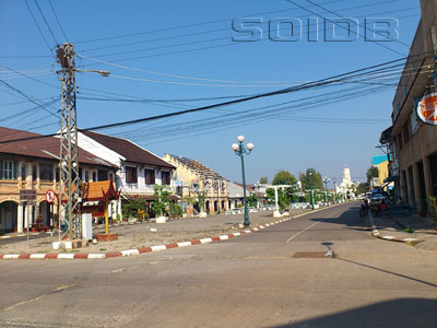 A photo of Around Talat Yen Plaza