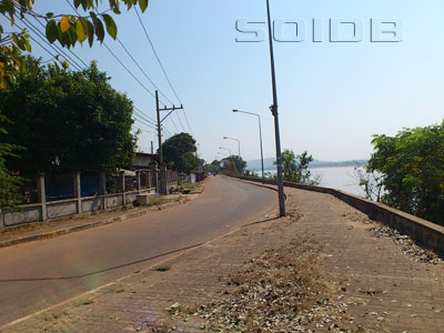 A photo of Thahae Road