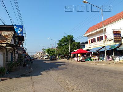 A photo of Ratsavongseuk Road