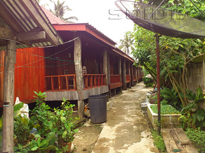 A photo of Molina Bungalows