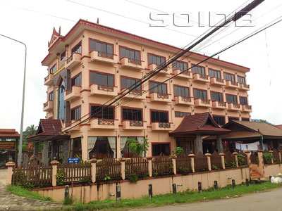 A photo of Savanh Vangvieng Hotel