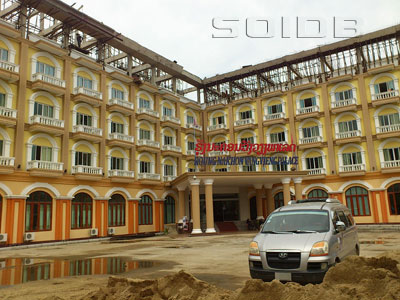 A photo of Roung Nakhon Vangvieng Palace