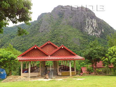 A photo of Suan Thulien Guesthouse - Restaurant