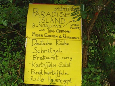 A photo of Thai-German Beer Garden & Restaurant
