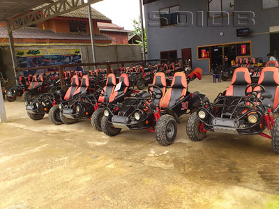 A photo of TCK Amazing Tours Buggy Car Tour