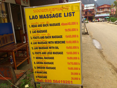 A photo of Pok Massage