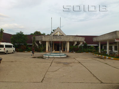 A photo of Hopital De Vang Vieng