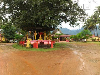A photo of Wat Kang