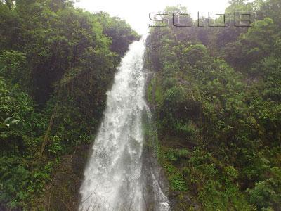 A photo of Kaeng Nyui Waterfall