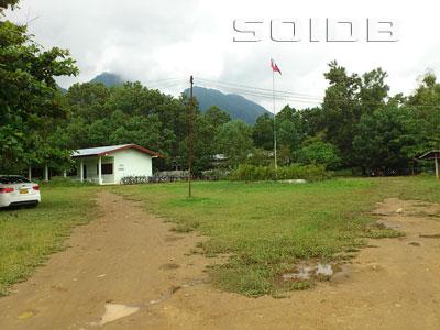 A photo of Vang Vieng High School