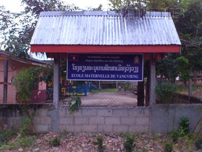 A photo of Ecole Maternelle De Vangvieng