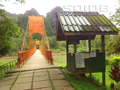 ภาพของ Bridge to Chang Cave