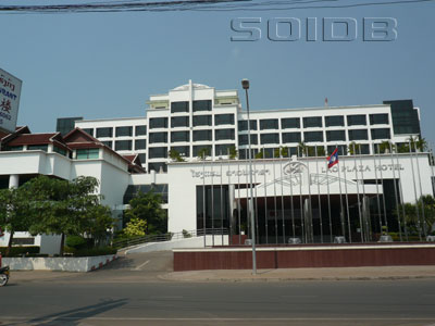 A photo of Lao Plaza Hotel