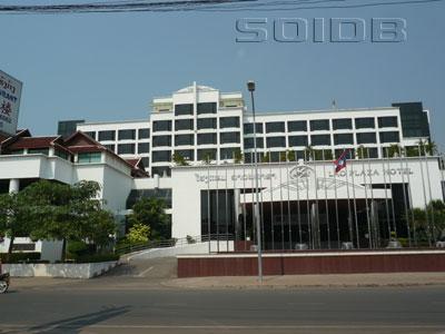 ภาพของ โรงแรมลาว พลาซ่า