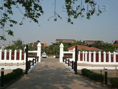 A photo of Lao Green Park Boutique Hotel and Resort Vientiane