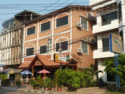 A photo of Phoxay Hotel