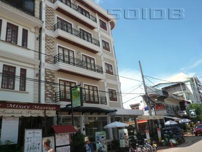 A photo of Lao Silk Hotel