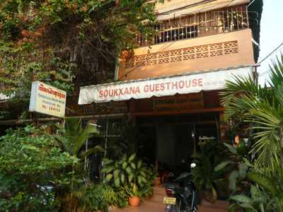 A photo of Soukxana Guesthouse