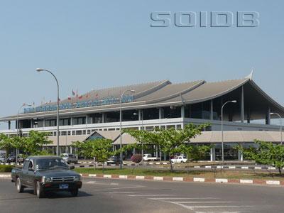 ワットタイ国際空港の写真