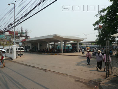 A photo of Talat Sao Bus Terminal (Renamed)