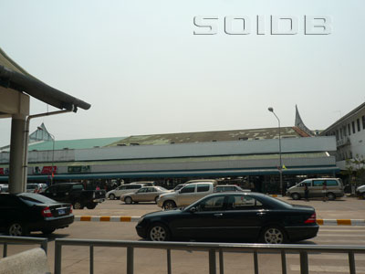 Shopping Mall - Friendship Bridge
