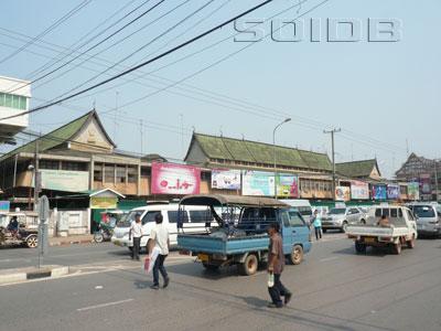 A photo of Talat Sao
