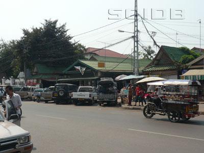 A photo of Hmong Market