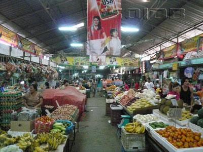 トーンカンカム市場の写真