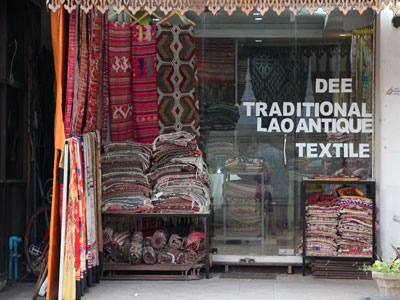 A photo of Dee Traditional Lao Antique Textiles