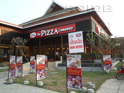 A photo of The Pizza Company - Vientiane