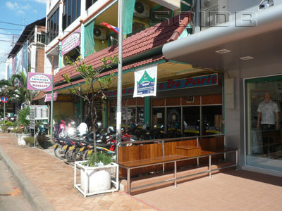 A photo of Holiday Cafe