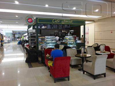 A photo of Cafe Sinouk - Vientiane Center