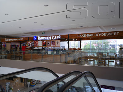 A photo of Pariseien Cafe - Vientiane Center