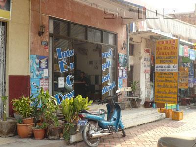A photo of Internet Cafe - Rue Hengboun (Closed)