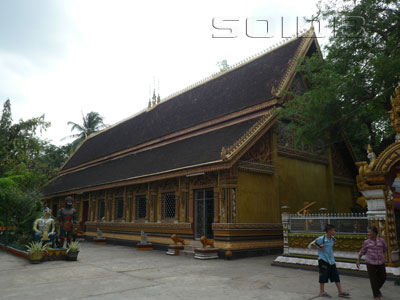 A photo of Wat Si Muang