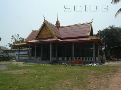 A photo of Wat Savang