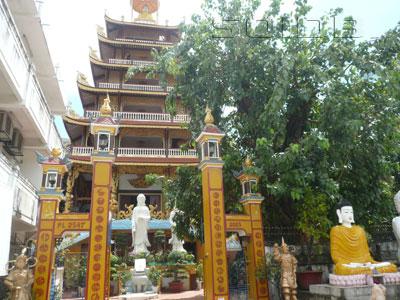 ファット・チック寺院の写真