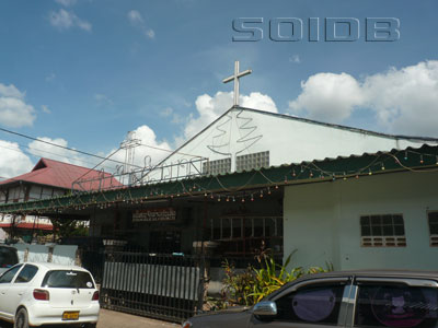福音教会の写真