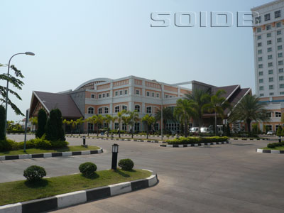 Don Chan Palace Convention and Meeting Center