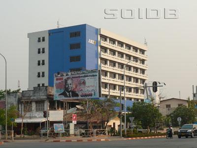 ANZビエンチャン商業銀行の写真