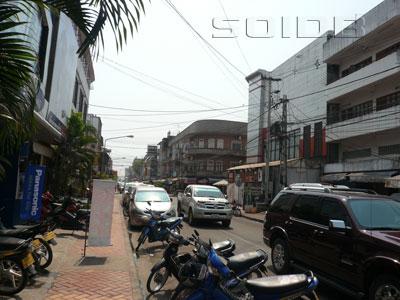 チャオ・アヌ通りの写真