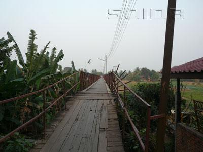 ภาพของ A Land Bridge over Don Chan